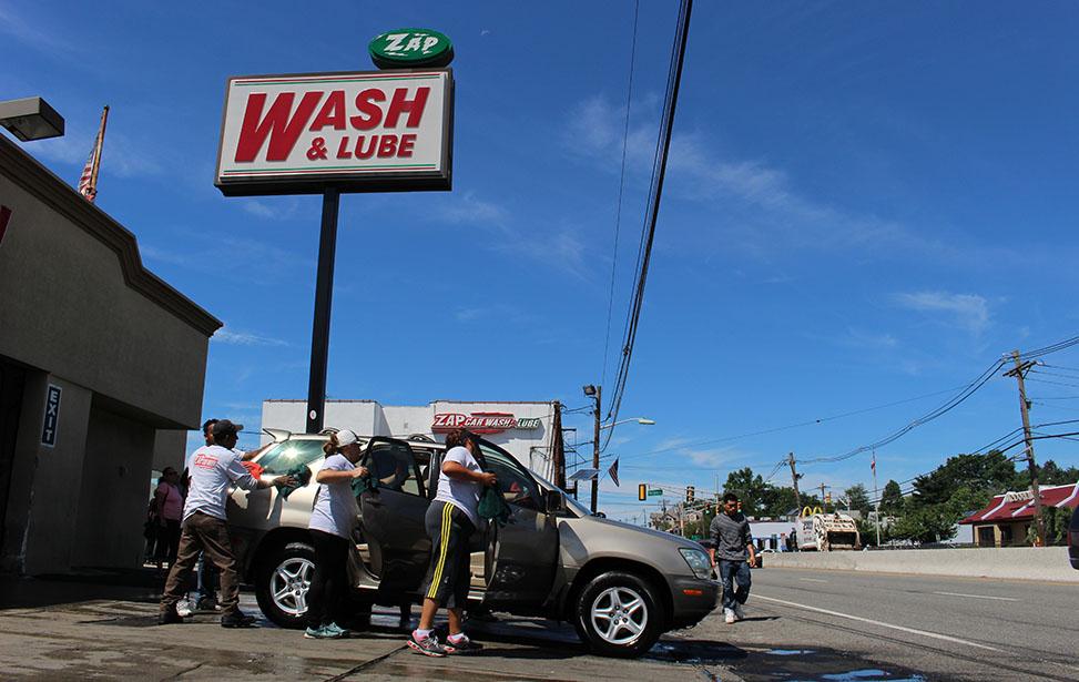 Zap Car Wash Newark