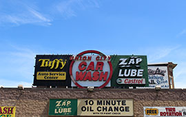 Zap lube coupons