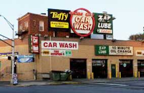 Zap Car Wash Union City